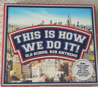 CD Album Various Artists-This Is How We Do It! Box Set NEW