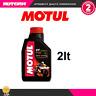 104034 2lt Olio motore Motul 710 2t estere 100% sintetico (MARCA MOTUL)