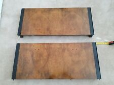 (2) Leaves for Raymond Ray Sobota Century Chin Hua Burl Dining Table