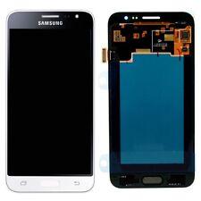 Pantalla LCD kit completo gh97-18414a blanco para Samsung Galaxy j3 j320f 2016 nuevo