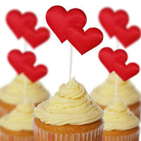 VALENTINE PARTY CUPCAKE TOPPERS WEDDING ENGAGEMENT PARTY CUPCAKE CAKE TOPPERS