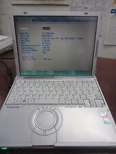 "Panasonic CF-T7  Core2Duo 1.06GHz 2GB ""NO HDD""  2880 HRS Laptop"