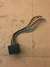 VW AUDI SEAT SKODA WIRING LOOM HARNESS REPAIR CONNECTOR PLUG SOCKET 357971999C