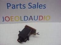 "Kenwood KR-6050/6650 Headphone Jack 1/4"". Tested Parting Out KR-6050"