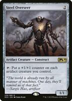 FOIL NM Steel Overseer M20 MTG Magic the Gathering Core 2020 FREE SHIPPING
