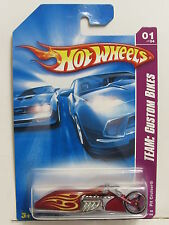 HOT WHEELS 2008 TEAM: CUSTOM BIKES PIT CRUISER