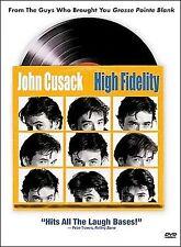 High Fidelity - Widescreen Format - Dvd (2000) John Cusack