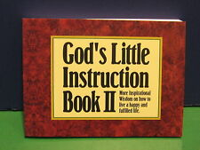 God's Little Instruction Book II
