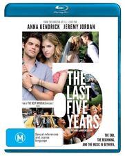 The Last Five Years (Blu-ray, 2015)