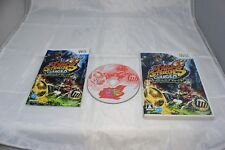 Mario Strikers Charged Wii Japan Import Complete in Box North American Seller