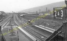 Diggle Railway Station Photo. Marsden to Saddleworth and Uppermill Lines. (7)