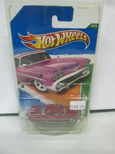 Hot Wheels Treasure Hunts 1958 Impala (2)