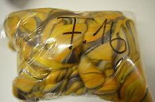 Laine feutrée im Ruban mèche Mérinos Multicolore 300 gr pour Feutrage &