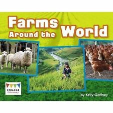 Farms Around the World; Paperback Book; Gaffney Kelly, 9781474730020