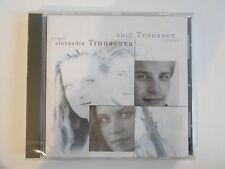 ALEXANDRA TROUSSOVA - TROUSSOV : BEETHOVEN / PROKOFIEV  || CD NEUF ! PORT 0€