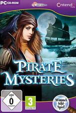 Pirate Mysteries (PC, 2012, DVD-Box) - NEU/OVP