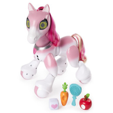 Zoomer Show Pony Interactive Electronic Toy Horse Spinmaster