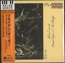 JULIE DRISCOLL, BRIAN AUGER Streetnoise Japanese CD replica OBI