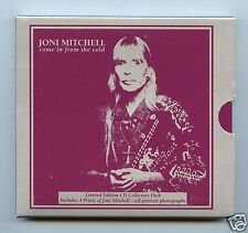 Joni Mitchell/Come In From The Cold (2 Versions) + 1  Ltd. Ed. Collectors Pack