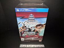 NEW Sealed One Piece Burning Blood Marineford Edition PS4 Collector's