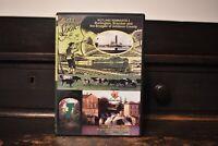 Rutland Railroad Remnants 3: Burlington Brandon Addison County Vermont DVD