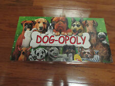 Brand New - Sealed - DOG-OPOLY - Boardgame