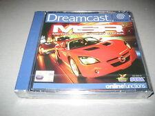 Metropolis street racer MSR Neuf Sega Dreamcast