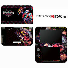 Vinyl Skin Decal Cover for Nintendo 3DS XL LL - Kingdom Hearts 3D Dream Drop