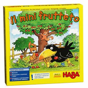 Il mini frutteto - HABA - giocattoli uducativi