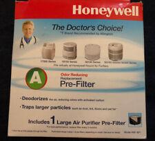 "Honeywell Filter ""A"" Odor Reducing Pre Filter Model Hrf-Ap1 New Genuine Oem!"