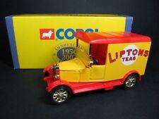 CORGI FORD T VAN LIPTON - CAMIONES DE ANTAÑO - 1/64 VINTAGE MODEL