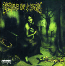 Cradle Of Filth – Thornography CD