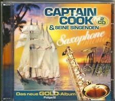 CAPTAIN COOK & SEINE SINGENDEN SAXOPHONE - das neue Goldalbum Folge 2CD