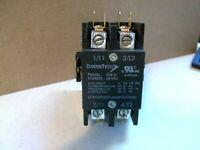 DiversiTech EC40224 2 Pole Definite Purpose Contactor Large Frame 40A 24VAC