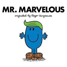 Mr. Marvelous (Mr. Men and Little Miss) - Paperback NEW Adam Hargreaves 26-Jul-1