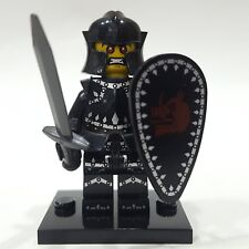 """LEGO Collectible Minifigure #8831 Series 7 """"EVIL KNIGHT"""" (Complete)"""