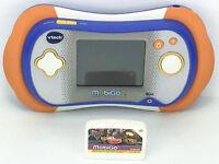 Vtech Mobigo 2 Console Educative Tactile + Jeu Mobigo Pixar Disney Cars