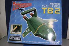 THUNDERBIRDS Classic TB2 and MOLE Die-cast DX Aoshima JAPAN