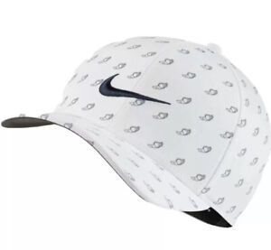 Nike AeroBill Classic99 Winged Foot 2020 US Open White Hat S/M CK2758-100