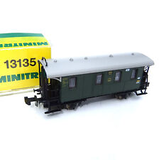 DRG Personenwagen Spur N Minitrix   13135. #3205