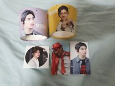 tvxq dbsk max changmin cup-holder photocard set 20200218 0218