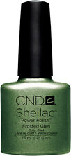 Creative  CND Shellac CHARMED Frosted Glen NO BOX