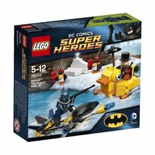 Lego 76010 DC COMICS Super Héros Batman  penguin face off NEUF