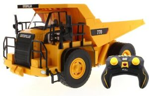 Cat 1:24 scale Remote Controlled 770 Mining Truck 25006 Australian Shipping Only