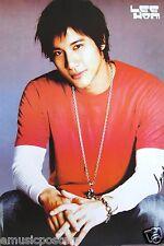 "WANG LEEHOM ""WEARING RED SHIRT"" ASIAN POSTER - Taiwanese Singer /Actor Superstar"