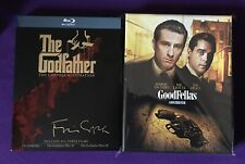 The Godfather Trilogy The Coppola Restoration, Goodfellas Special Edition Bluray