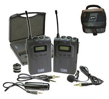 Panasonic AG-AC90A AVCCAM Camcorder External Microphone - by Vidpro
