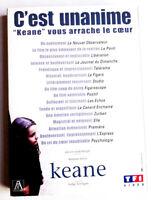 KEANE - Lodge KERRIGAN / Damian LEWIS - dvd Très bon état