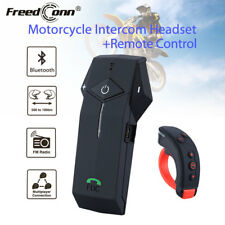FDC COLO-RC Motorcycle Motor Helmets MF Intercom 1000m Ear Speaker W/L3 Remote