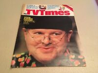TV Times Vintage Magazine May 24th to 30th, 1975 Benny Hill - Barry Sheene